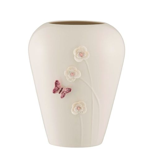 "Belleek Living Blush 8"" Vase"